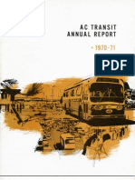 AC Transit Annual Report 1970-1971