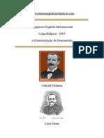Congresso Espírita de Liège-Bélgica (1905) - A Exteriorização Do Pensamento