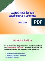geografia fisica america latina