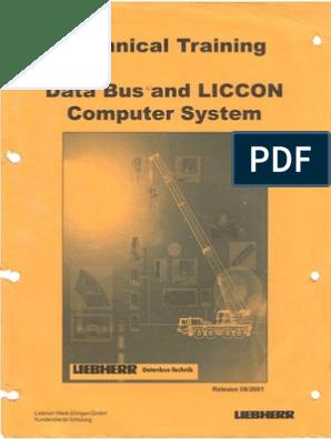 Liebherr Trening Licon | Electrical Connector | Digital & Social Media
