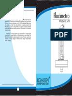 01 Manual Fluómetro Esp