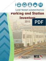 MTA Parking and Station Inventory 2015