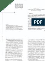 Las Relaciones Entre El Derecho y La Moral en H. Kelsen y H.L.a. Hart