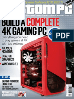 Custom PC - August 2015 UK