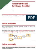 Sistemas Distribuidos - Cliente - Servidor