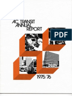 AC Transit Annual Report 1975-1976