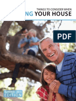 Selling Your House Summer 2015