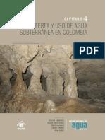 agua subterranea en colombia