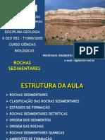 Aula de Geologia