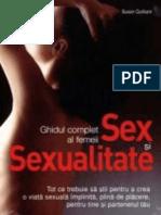 Sex si Sexualitate-Ghidul Complet Al Femei