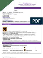 OWS 368 Engine Decarbonizer (a) Flash Point 120101 (F)