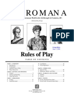 Pax Romana Rulebook LR01