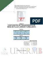 Coeficiente de transferencia de masa en flujo laminar.docx