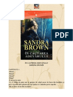 261465110 Sandra Brown in Cautarea Adevarului