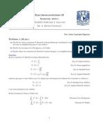 Parcial 2 Resuelto Electrodinámica