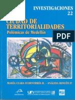 CIUDAD DE TERRITORIALIDADES