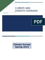 DISD Climate, Student and Parent Survey - June 2015