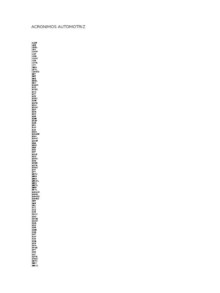 Acronimos Automotriz Pdc Spa Wiring Diagram 1543369201v1