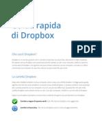 Guida Rapida Di Dropbox