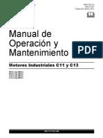 manual de operaciones y mantenimientos de motores