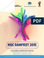 NGC SanFest Syllabus Booklet 2015
