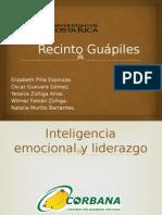 Inteligencia Emocional en La Empresa CORBANA