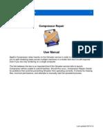 Apple Compressor Repair User Manual