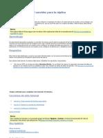 Replicacion en SQL Server 2005