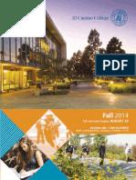 Ecc Fall 2014
