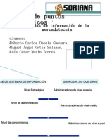 Sistema de Puntos Electrónicos Información Sistemas De