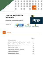 Plan de Negocio Aguacate 131211