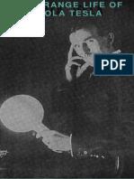 John R.H.penner - The Strange Life of Nikola Tesla