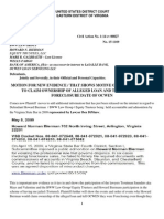 June 8, 2015 Spring v 4a Final New Evicdence - Motive United States Court of Appeals PDF