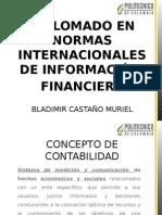 NIIF Contexto General y Marco Conceptual