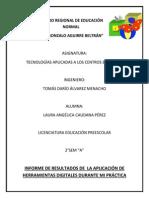 Informe Darío- Laura