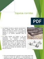 Zapatas Corridas - Cimentaciones