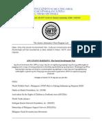 ACP09 Class List