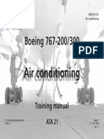 B767 200-300 BOOK 21 101 - Air Conditioning