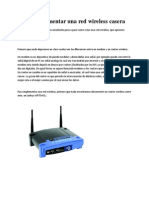 Como Implementar Una Red Wireless Casera