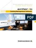 Entervo.com 2 Brochure - Parking Centre Systems
