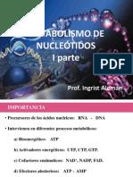 Metabolismo de Nucleotidos 1