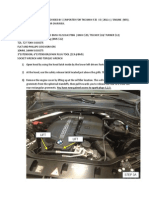BMW X3 F25 Spark Plug DIY