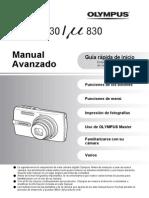 226125 Stylus 830 Digital Camera
