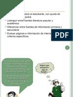 Evaluación Crítica Fuentes Informacion