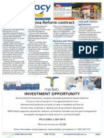 Pharmacy Daily for Fri 26 Jun 2015 - Sigma Reform contract, Six PBS price changes per year, ASMI urges S3 advertising, Events Calendar and much more