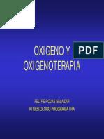 20. Klgo. Pedro Mancilla Oxigeno