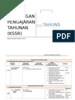 Rpt Kssr (Sn) Thn 5-2015