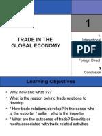 3HH3 International Trade Chapter 1/2
