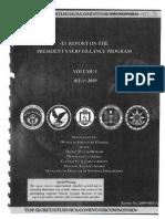 Joint IGs PresidentsSurveillanceProgram
