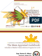 Mass Appraisal Guidebook - RR Albeus